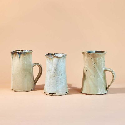 CERAMIC PITCHER MEDIUM