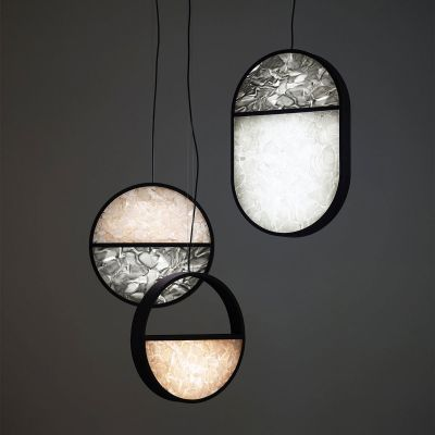 GEOMETRIC PENDANTS - BROKIS