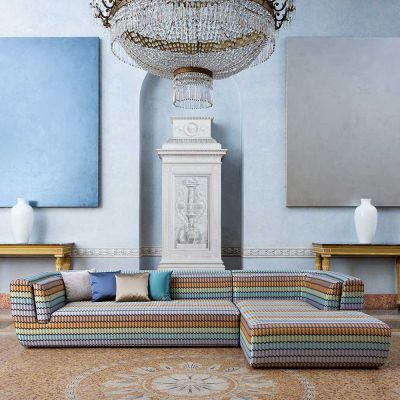 INNTIL SECTIONAL SOFA - MISSONI HOME