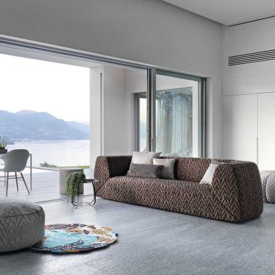 GRAVITA SOFA & ARMCHAIR - MISSONI HOME