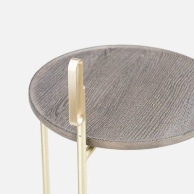 HANDLE SIDE TABLE - NERI & HU
