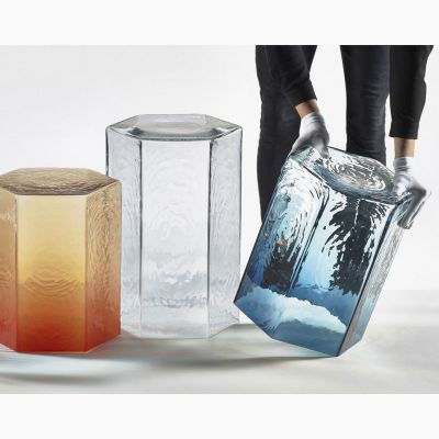 HEX SIDE TABLES - BOMMA