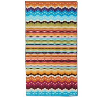 HUGO T59 BEACH TOWEL - MISSONI HOME