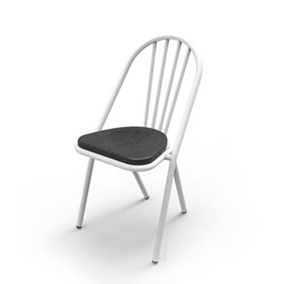 SURPIL CHAIR WHITE FRAME