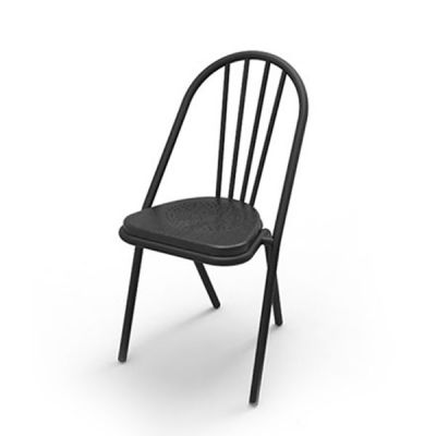 SURPIL CHAIR BLACK FRAME