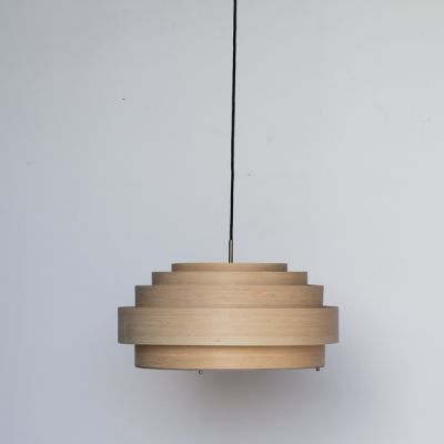 THIN WOOD LAMP MEDIUM - AY ILLUMINATE