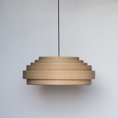 THIN WOOD LAMP LARGE