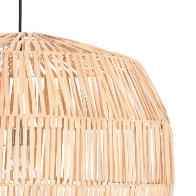 EX DISPLAY NAMA 4 NATURAL  RATTAN  PENDANT