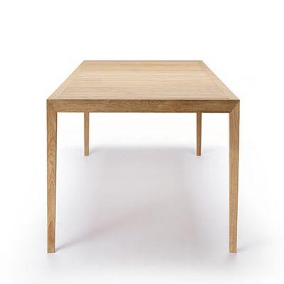 URBAN DINING TABLE ODOOR TEAK