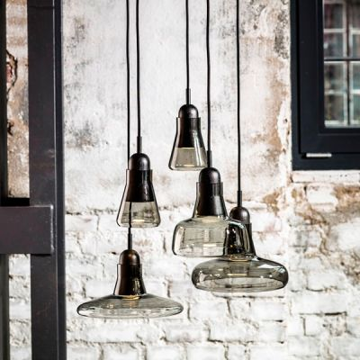 SHADOWS PC895 SOLO GLASS PENDANT LIGHT