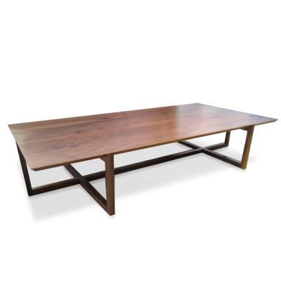 FINELINE COFFEE TABLE / WALNUT - SPENCE & LYDA