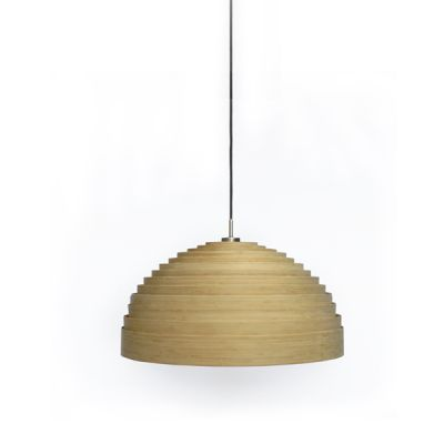 LUMP SMALL BAMBOO NATURAL PENDANT LIGHT