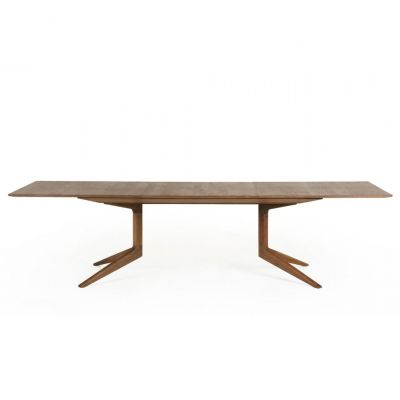 LIGHT EXTENSION DINING TABLE BY MATTHEW HILTON - DE LA ESPADA