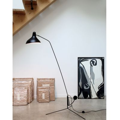 MANTIS FLOOR LAMP TRIPOD BASE - DCW EDITIONS