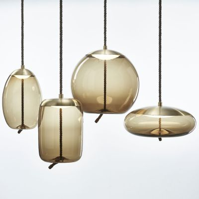 KNOT CILINDRO PENDANT LIGHT - BROKIS