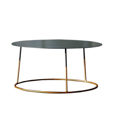 NIMBUS 70 GOLD COFFEE TABLE