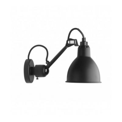 GRAS 304SW WALL LAMP BLACK