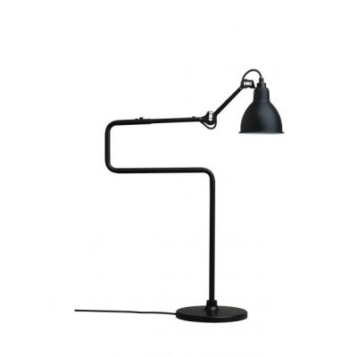 GRAS 317 TABLE LIGHT BLACK SATIN
