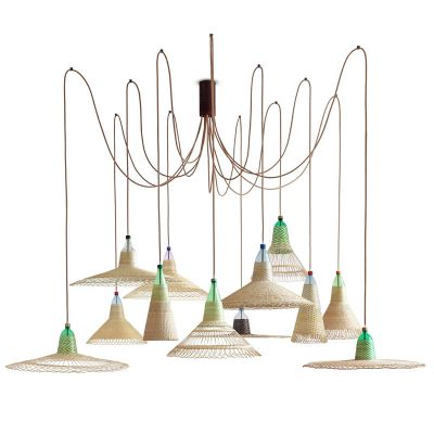 PET CHIMBARONGO SET OF 12 LAMPS