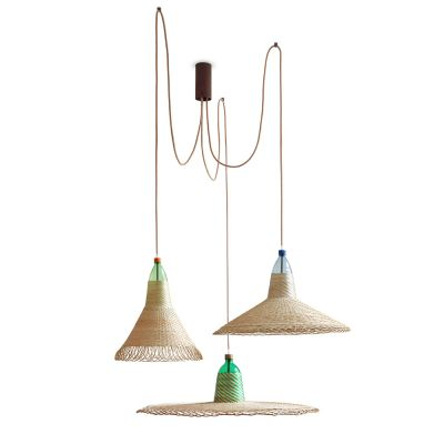 PET CHIMBARONGO SET OF 3 LAMPS