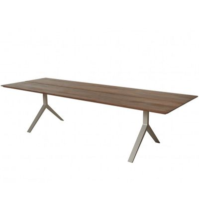 OVERTON DINING TABLE - MATTHEW HILTON