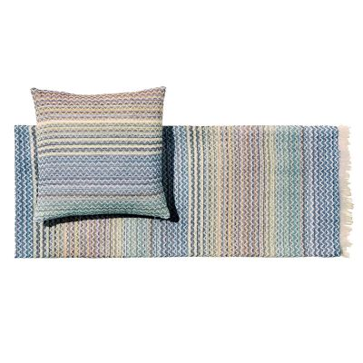 SIMONE 100 CUSHION AND THROW - MISSONI HOME