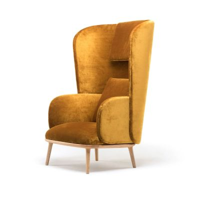 BLANCHE BERGERE LOUNGE CHAIR - NICHETTO