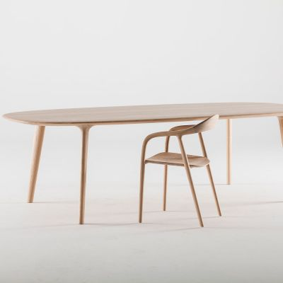 LUC DINING TABLE - ARTISAN