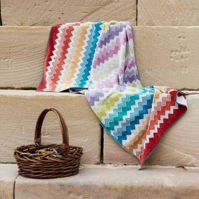 YANNIS 159 BEACH TOWEL - MISSONI HOME
