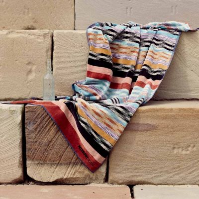 YWAN 159 BEACH TOWEL - MISSONI HOME