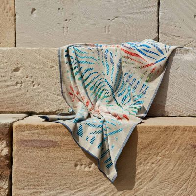 YARA 100 BEACH TOWEL - MISSONI HOME
