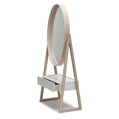 IONA DRAWER CHEVAL MIRROR - PINCH