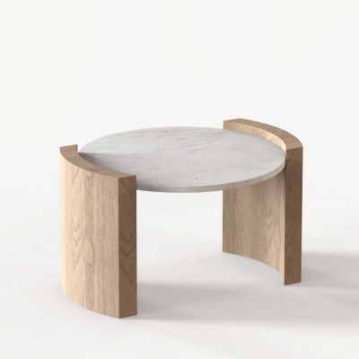 JIA SMALL COFFEE TABLE - ATELIER DE TROUPE