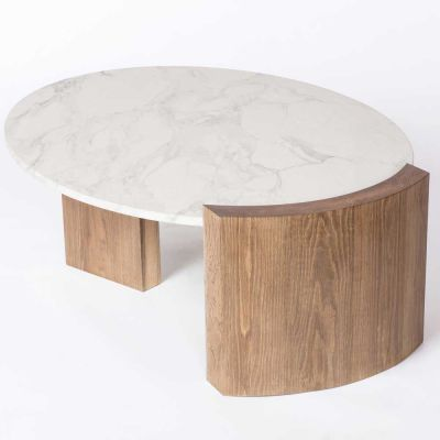 JIA LARGE COFFEE TABLE - ATELIER DE TROUPE