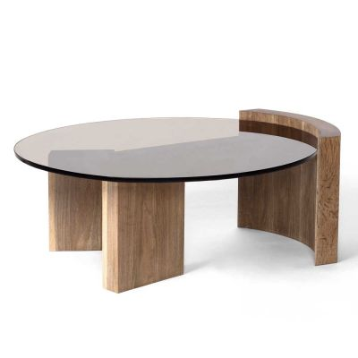 JIA LARGE COFFEE TABLE - ATELIER DE TROUPE