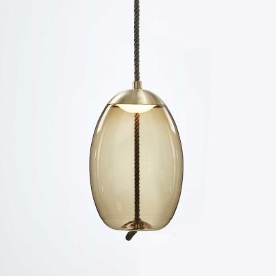 EX DISPLAY KNOT UOVO PENDANT LIGHT - BROKIS