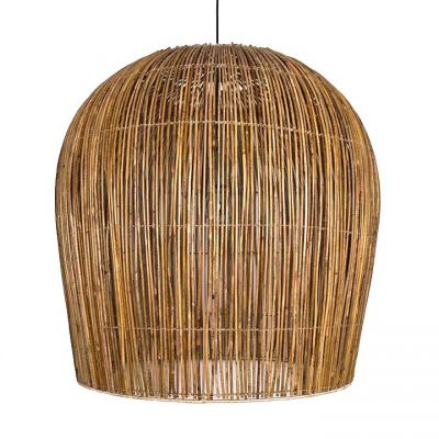 BURI BULB LARGE NATURAL PENDANT LIGHT - AY ILLUMINATE