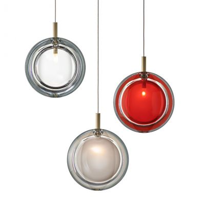 LENS PENDANT LIGHT - BOMMA
