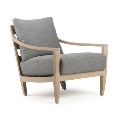 LOW LOUNGE CHAIR - MATTHEW HILTON