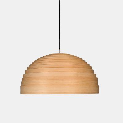 LUMP LAMPSHADE BAMBOO MEDIUM - AY ILLUMINATE