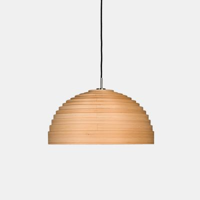LUMP LAMPSHADE BAMBOO - AY ILLUMINATE