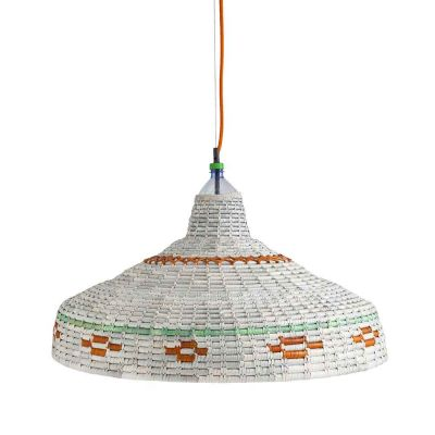 MAPUCHE SINGLE PENDANT LAMP - PET LAMP