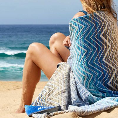 TOLOMEO #170 BEACH TOWEL - MISSONI HOME