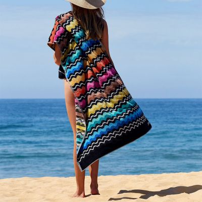 2018 VASILIJ #160 BEACH TOWEL - MISSONI HOME