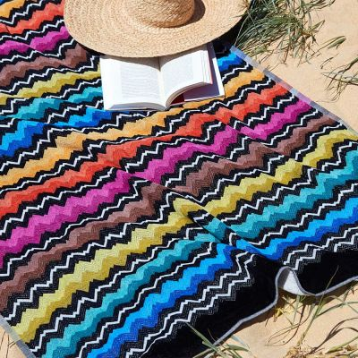VASILIJ #160 BEACH TOWEL - MISSONI HOME