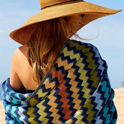 WARNER 170 BEACH TOWEL - MISSONI HOME