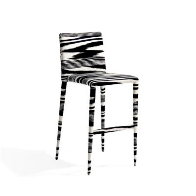 MISTER BAR STOOL - MISSONI HOME
