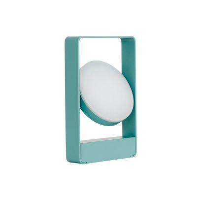 MOURO TABLE LAMP TEAL - CASE FURNITURE