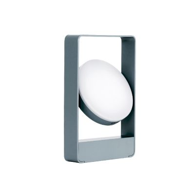MOURO TABLE LAMP GREY - CASE FURNITURE