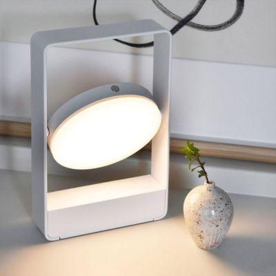 MOURO TABLE LAMP WHITE - CASE FURNITURE